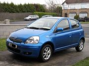 Toyota Yaris 2004 (€4300)