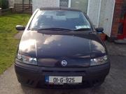 2001 FIAT PUNTO  NCT .... €700
