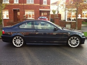 BMW 318 CI Coupe €11, 995