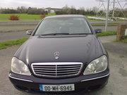 Mercedes Benz s280  00