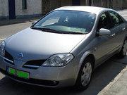 Nissan Primera 05 low miles urgent sales