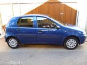 2000 Fiat punto 1.2 blue