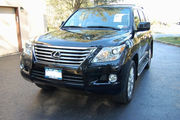FOR SALE A FAIRLY USED LEXUS LX570 2009