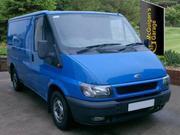 blue transit 2008
