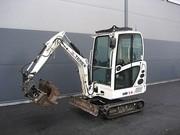 Terex HR 16 Mini Excavator