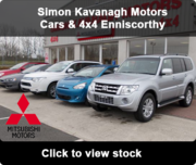 Simon Kavanagh Motors Offerrs Used Cars in Wexford