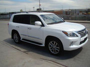 2013 Lexus LX 570 WITHOUT ACCIDENT