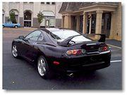 1998 Toyota twin turbo supra for sale. interior and body are in perfec