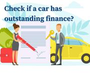 bought a car with outstanding finance